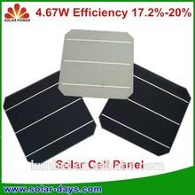 2015 High Efficiency 156mmx156mm 6 Inch,2BB/3BB Polycrystalline/Multi Solar Cells,Mono Solar Cell,Made in Taiwan/Germany