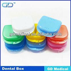U WILL LOVE UR SMILE denture bath box