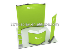 3*3m Standard Trade Show Booth/Portable Display Booth Suite Solution