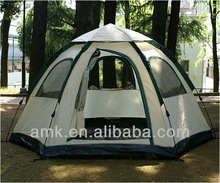 one touch 5 person big size tent