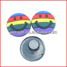 3d soft pvc fridge magnets
