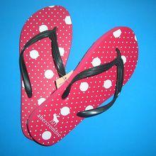 Machining high quality cheap cute flip flops