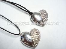 Wholesale Freesample Hotselling jewelry diamond usb flash drive