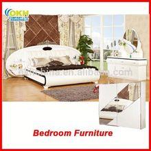 Modern King Size Arabic Bedroom Furniture Sets