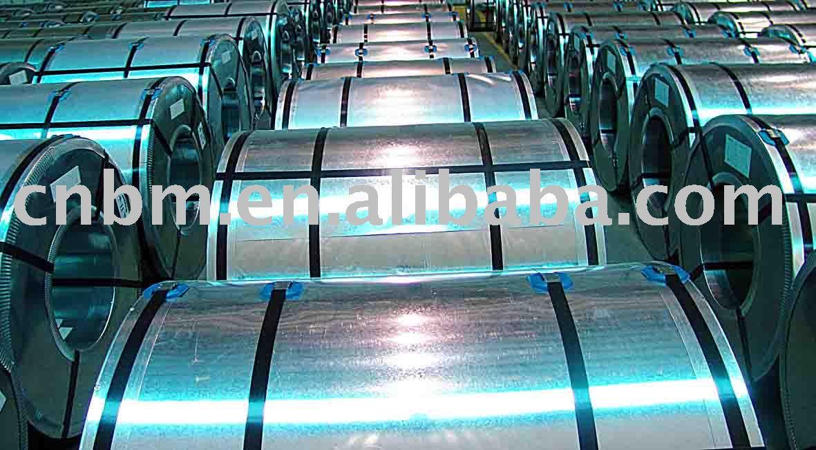 Aço galvanizado a quente bobina com Regular lantejoula