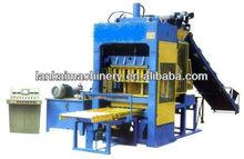 QT5-20 Hydraulic Concreted - made brick machine, cement block shaping machine, cement block forming machine