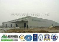 Steel Structure Factory Workshop & Warehouse