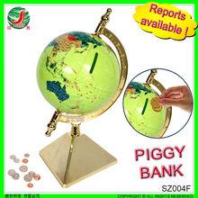 Globe Money Box Promotion Gift