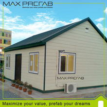 USD200 Coupon Maxprefab India Hot Sale Low Cost Luxury Prefab Villa