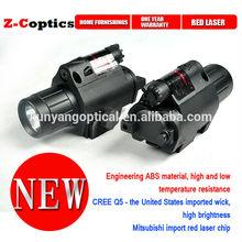Tactical Red Dot Compact Rail Laser Sight for Gun Rifle Pistol
