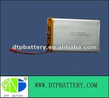 industrial 12v paquete de batería portátil bipap