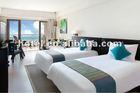 Hotel bed room linen set