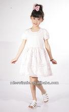2014 flower girl children's dresses manufacturer
