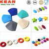 Factory Direct Sales BPA Free Silicone Beads for Baby /Wholesales Soft Food Grade Teething Silicone Beads
