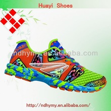 latest popular hot brand men brand sport running shoes