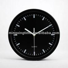 hot selling slate/melting wall clock of fashion style