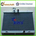 ad alta efficienza tuttoin alluminio del radiatore auto per nissan tiida