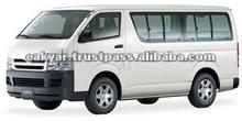 New Toyota Mini Bus, 15 Seater 2.7 LT Petrol Manual - Basic
