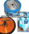 La marca de fábrica- copor en blanco dvd + r 8x-16x/de alta capacidad de almacenamiento- origen: china
