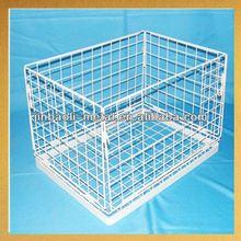 rectangle folding laundry basket