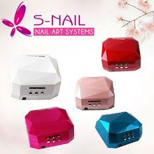 Led ccfl nail lamp, 36w CCFL (12w ccfl+24w led ) nail lamps,led nail dryer lamp