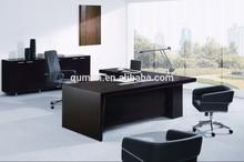 çin üretici klasik tasarım masif ahşap yönetici masası, patron masa, yönetmen masası