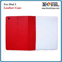2014 Wholesale Sublimation Leather Case for iPad Air