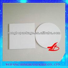 single wall white cake circles/cake boards