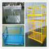 heavy duty steel pallet box/galvanized metal box container pallet