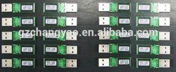 Wholesale Freesample Hotselling h2 test usb flash drives