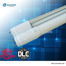 5 years warranty ul E358875 smd 2835 t8 led tube 1200mm 18w