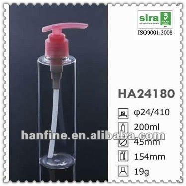 200ml pet plastic bottle for hand wash
