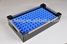 Twin Wall Plastic PP Hollow Clapboard Case