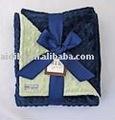 Bolhas- pressador bebê cobertor- presente manta