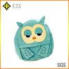 animal school backpack children bag owl shape
