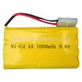 Aa de ni-cd 1000 9.6v mah de la batería recargable
