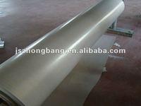 0.40mm thickness ice cream colour solar energy lamination PTFE fiberglass coated fabric