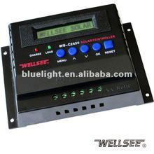 wholesale and OEM WS-C2430 12v/24v solar panel voltage regulator