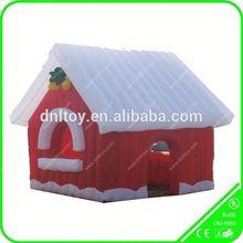Customized Inflatable Christmas, air blown snowman