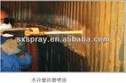 spray coating system,Zinc / Aluminum wire spray system, arc spray system