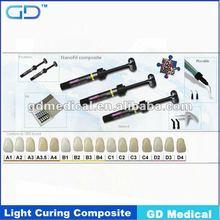 2012 TOP SALE NanoFil Light Curing Composite