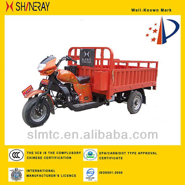 SHINERAY Air Cooler Adult Cargo Motor Tricycle