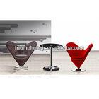 Red Heart Chair/Verner Panton Fabric Woolen Heart Chair