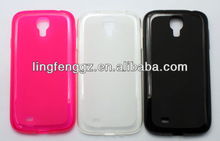 Good quality and low price tpu mobile phone case for samsung galaxy s4