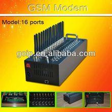 8/16/32/64 port wavecom gsm modem/cdma gsm dual sim android/16 port sms gateway for bulk sms/mms