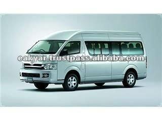 Toyota Hiace Van 15 Seater 2.7 LT Petrol Manual - MPID1529