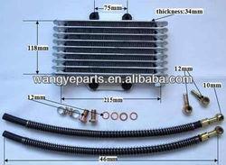 NEW MOTO DIRT BIKE PIT BIKE 200CC 250CC Oil cooler radiator cooling/ATV PARTS/DIRT BIKE PARTS/PIT BIKE PARTS
