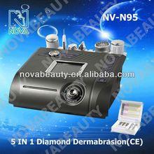 NV-N95 5IN1 DIAMOND DERMABRASION MACHINE, FIVE FUNCTION microdermabrasion laser