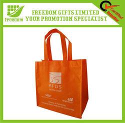 Promotional Cheap Custom Eco-friendly PP Shopping Non Woven Bag