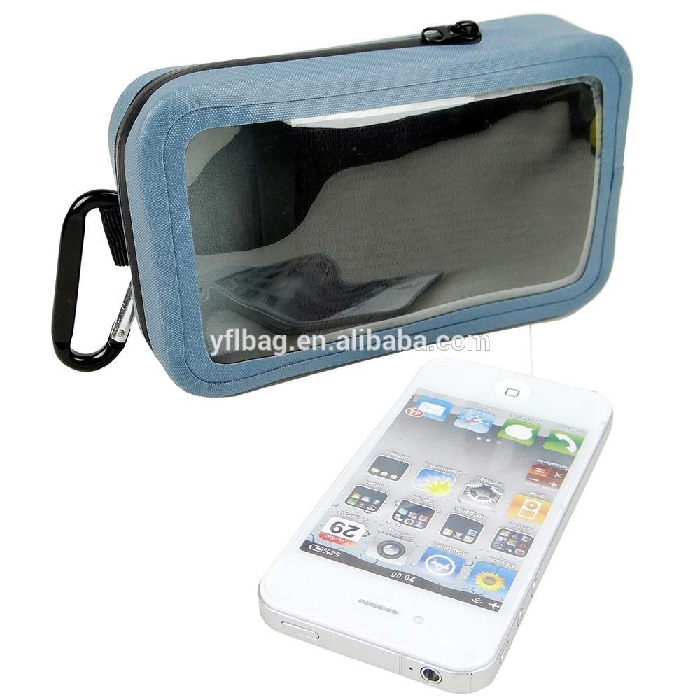 New tpu waterproof phone bag for iphone 6
